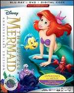 The Little Mermaid [30th Anniversary Signature Collection] [Includes Digital Copy] [Blu-ray/DVD] - John Musker; Ron Clements