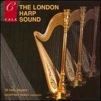 The London Harp Sound - Catherine Beynon (harp); Catherine White (harp); Charlotte Seal (harp); Claire Jones (harp); Ernestine Stoop (harp);...