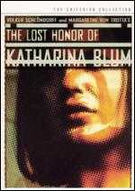 The Lost Honor of Katharina Blum - Margarethe von Trotta; Volker Schlöndorff