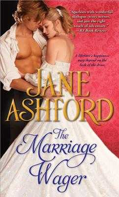 The Marriage Wager - Ashford, Jane