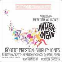 The Music Man [Original Soundtrack] - Original Motion Picture Soundtrack