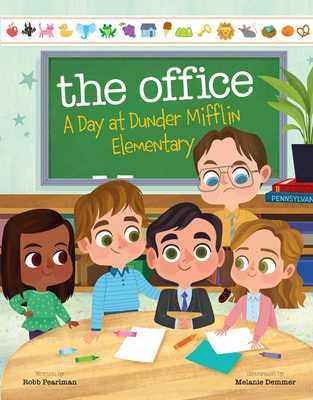 The Office: A Day at Dunder Mifflin Elementary - Pearlman, Robb