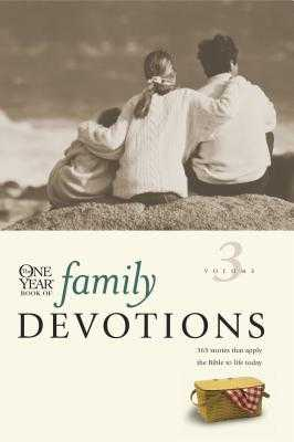 The One Year Book of Family Devotions Volume 3 - Children's Bible Hour (Producer)