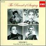 The Record of Singing, Vol. 5