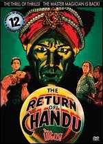 The Return of Chandu - Ray Taylor