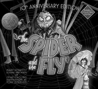 The Spider and the Fly - Howitt, Mary