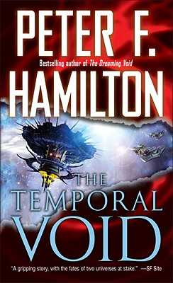The Temporal Void - Hamilton, Peter F