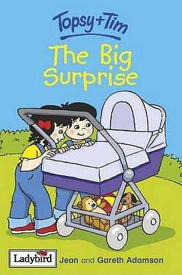 Topsy and Tim: The Big Surprise - Adamson, Gareth, and Adamson, Jean