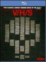 V/H/S [Blu-ray] - Adam Wingard; David Bruckner; Glenn McQuaid; Joe Swanberg; Radio Silence; Ti West