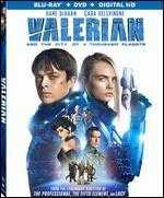 Valerian and the City of a Thousand Planets [Blu-ray] [2 Discs]