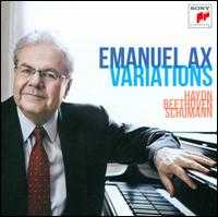 Variations - Emanuel Ax (piano)