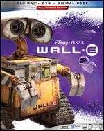 Wall-E [Includes Digital Copy] [Blu-ray/DVD] - Andrew Stanton