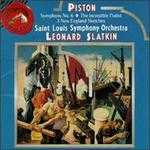 Walter Piston: Symphony No. 6; The Incredible Flutist; 3 New England Sketches