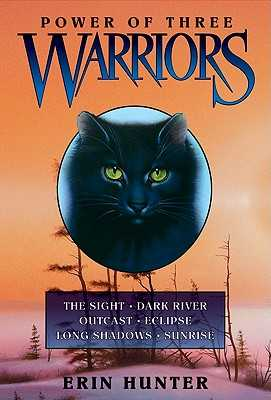Warriors: Power of Three Box Set: Volumes 1 to 6 - Hunter, Erin L