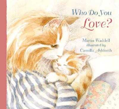 Who Do You Love? - Waddell, Martin