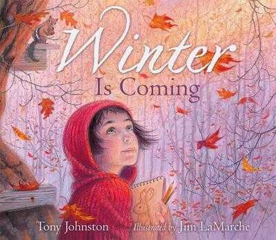 Winter Is Coming - Johnston, Tony