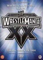 WWE: Wrestlemania XX -