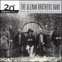 20th Century Masters - The Millennium Collection: The Best of the Allman Brothers Band - The Allman Brothers Band