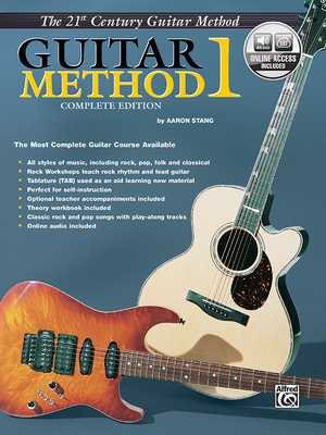21st Century Guitar Method 1 - Stang, Aaron