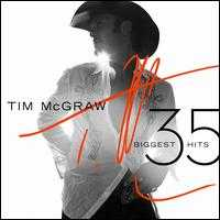 35 Biggest Hits - Tim McGraw