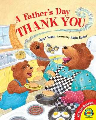 A Father's Day Thank You - Nolan, Janet