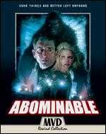 Abominable [Blu-ray] - Ryan Schifrin