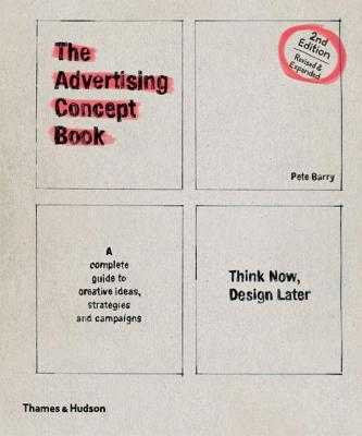 Advertising Concept Book - Barry, Pete