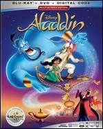 Aladdin [Signature Collection] [Includes Digital Copy] [Blu-ray/DVD] - John Musker; Ron Clements