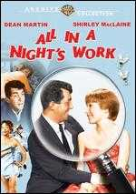 All in a Night's Work - Joseph Anthony