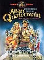 Allan Quatermain and the Lost City of Gold - Gary Nelson; Newt Arnold
