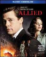 Allied [Includes Digital Copy] [Blu-ray] - Robert Zemeckis