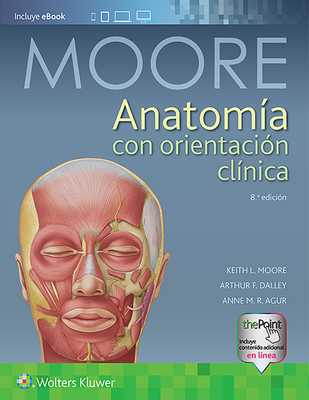 Anatomia Con Orientacion Clinica - Moore, Keith L, Dr., Msc, PhD, Fiac, Frsm, and Dalley, Arthur F, PhD, and Agur, Anne M R, Msc, PhD