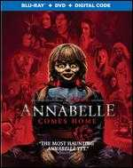 Annabelle Comes Home [Includes Digital Copy] [Blu-ray/DVD] - Gary Dauberman