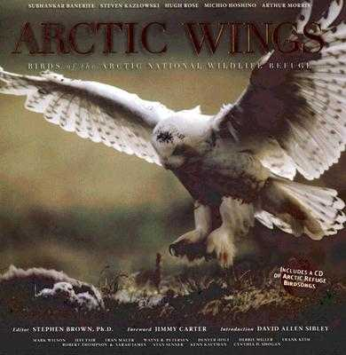Arctic Wings: Birds of the Arctic National Wildlife Refuge - Brown, Stephen, PH.D. (Editor), and Banerjee, Subhankar (Photographer), and Kazlowski, Steven (Photographer)