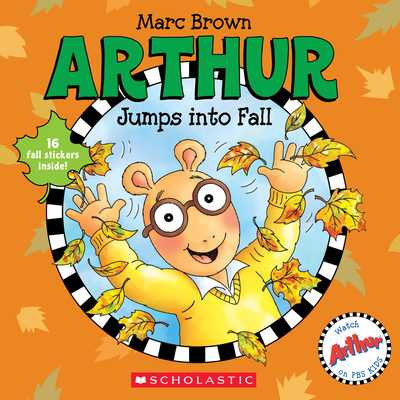 Arthur Jumps Into Fall -