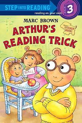 Arthur's Reading Trick - Brown, Marc