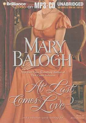 At Last Comes Love - Balogh, Mary, and Flosnik (Read by)