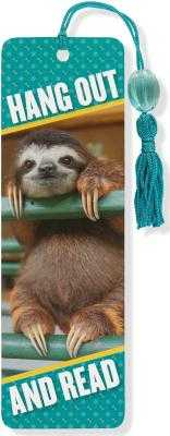 Baby Sloth Beaded Bookmark - Peter Pauper Press (Producer)