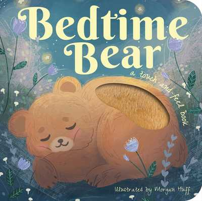 Bedtime Bear - Hegarty, Patricia, and Huff, Morgan (Illustrator)