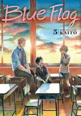 Blue Flag, Vol. 5, Volume 5 - Kaito