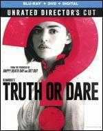 Blumhouse's Truth or Dare [Includes Digital Copy] [Blu-ray/DVD]