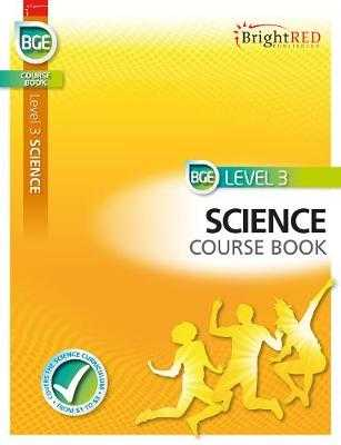 BrightRED Course Book Level 3 Science - Sharp McKellan McComiskie
