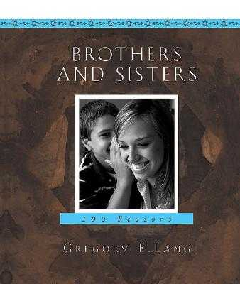 Brothers and Sisters - Lang, Gregory