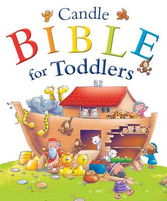 Candle Bible for Toddlers - David, Juliet