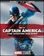 Captain America: The Winter Soldier [Includes Digital Copy] [Blu-ray] - Anthony Russo; Joe Russo