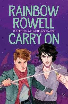 Carry On - Rowell, Rainbow