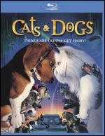 Cats & Dogs [With Movie Cash] [Blu-ray] - Lawrence Guterman
