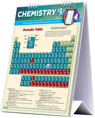 Chemistry - BarCharts Inc