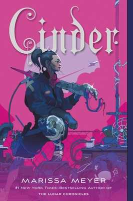 Cinder: Book One of the Lunar Chronicles - Meyer, Marissa