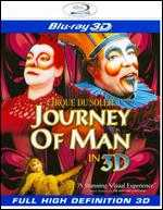 Cirque du Soleil: Journey of Man [Blu-ray] - Keith Melton